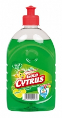 GOLD CYTRUS-PLYN DO NACZ-500ML-ZIEL-CY